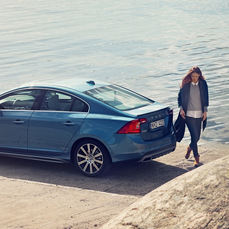Volvo Overseas Delivery: Volvo'dan Araba Alanlara İsveç Tatili