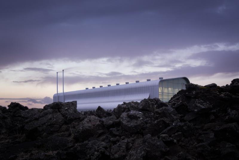 Reykjanesvirkjun Enerji Santrali