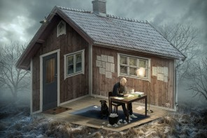 Erik Johansson'un Sürreal Fotoğrafları