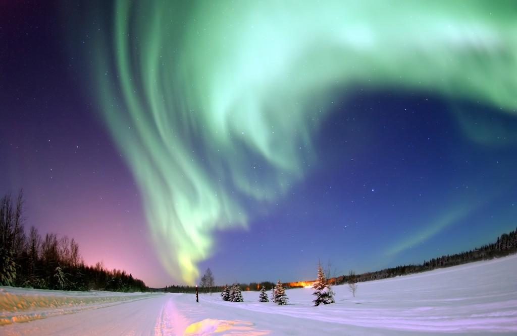 Kuzey Işıkları Nasıl Gözükür?