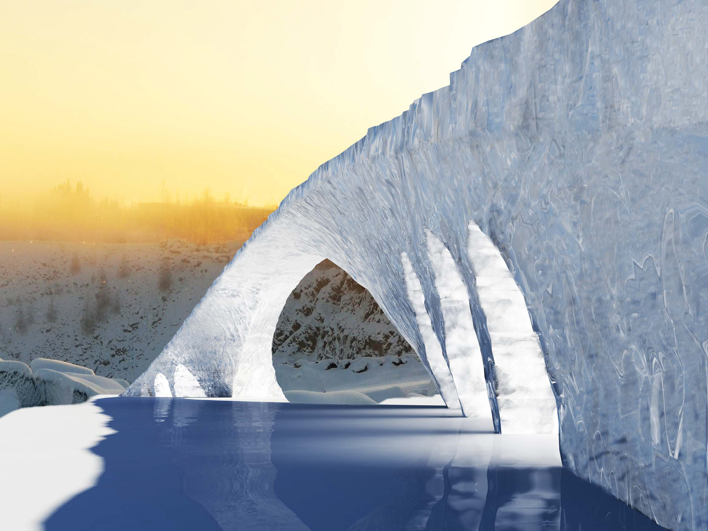 Bridge in Ice 3.psd