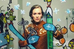 Norveç'ten Ayna'da Selfie Sanatı