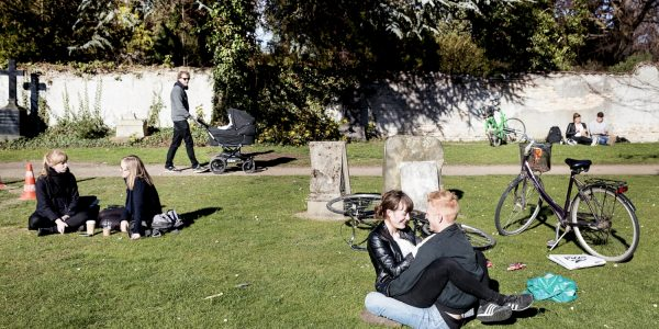 Mezarlık Deyip Geçme: Assistens Kirkegård