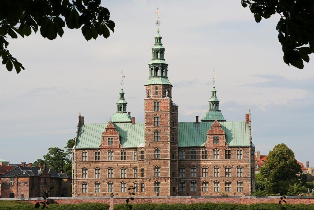 Rosenborg Slot, Danmark