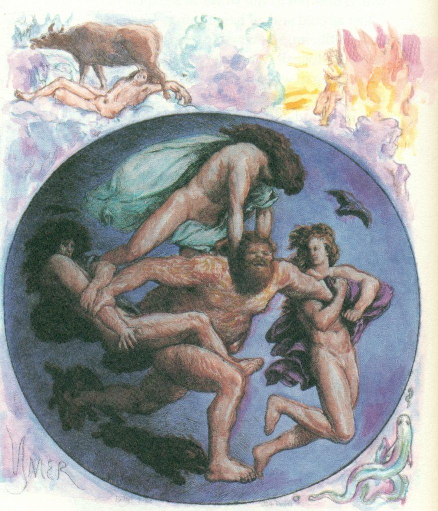 Ymir'in ölümü