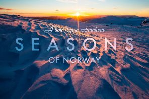 Morten Rustad ile Norveç'te Dört Mevsim