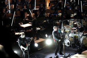 Sigur Ros ve Los Angeles Filarmoni Orkestrası'ndan Muhteşem Konser