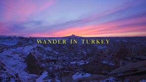 """Ólafur Arnalds'lı Türkiye Videosu """"Wander in Turkey"""""""