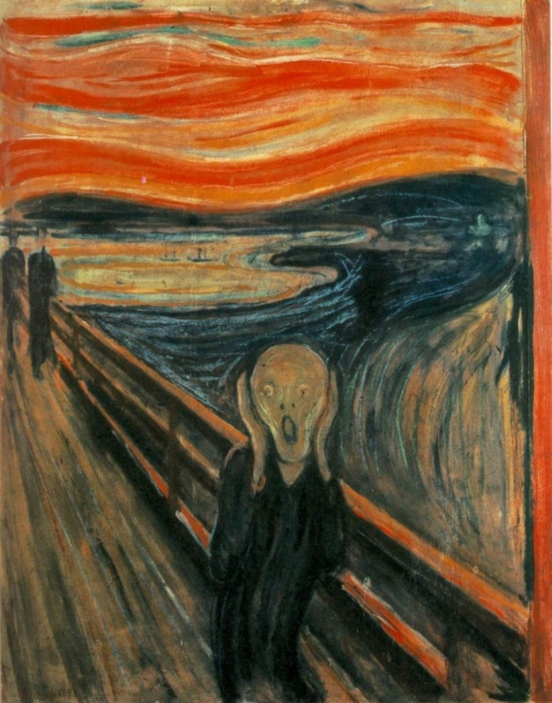 Çığlık, The Scream