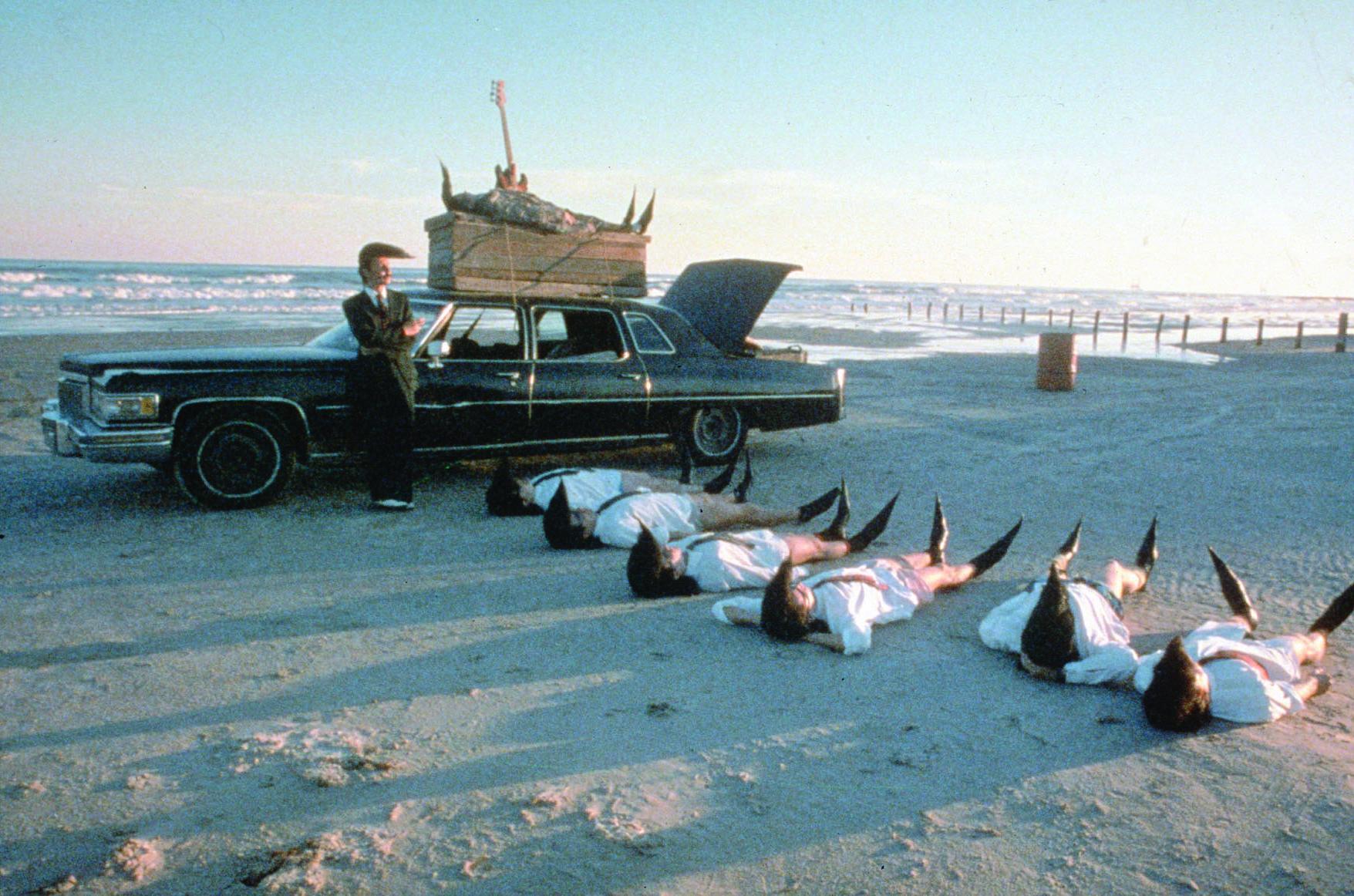 Leningranda Cowboys Go America (1989)