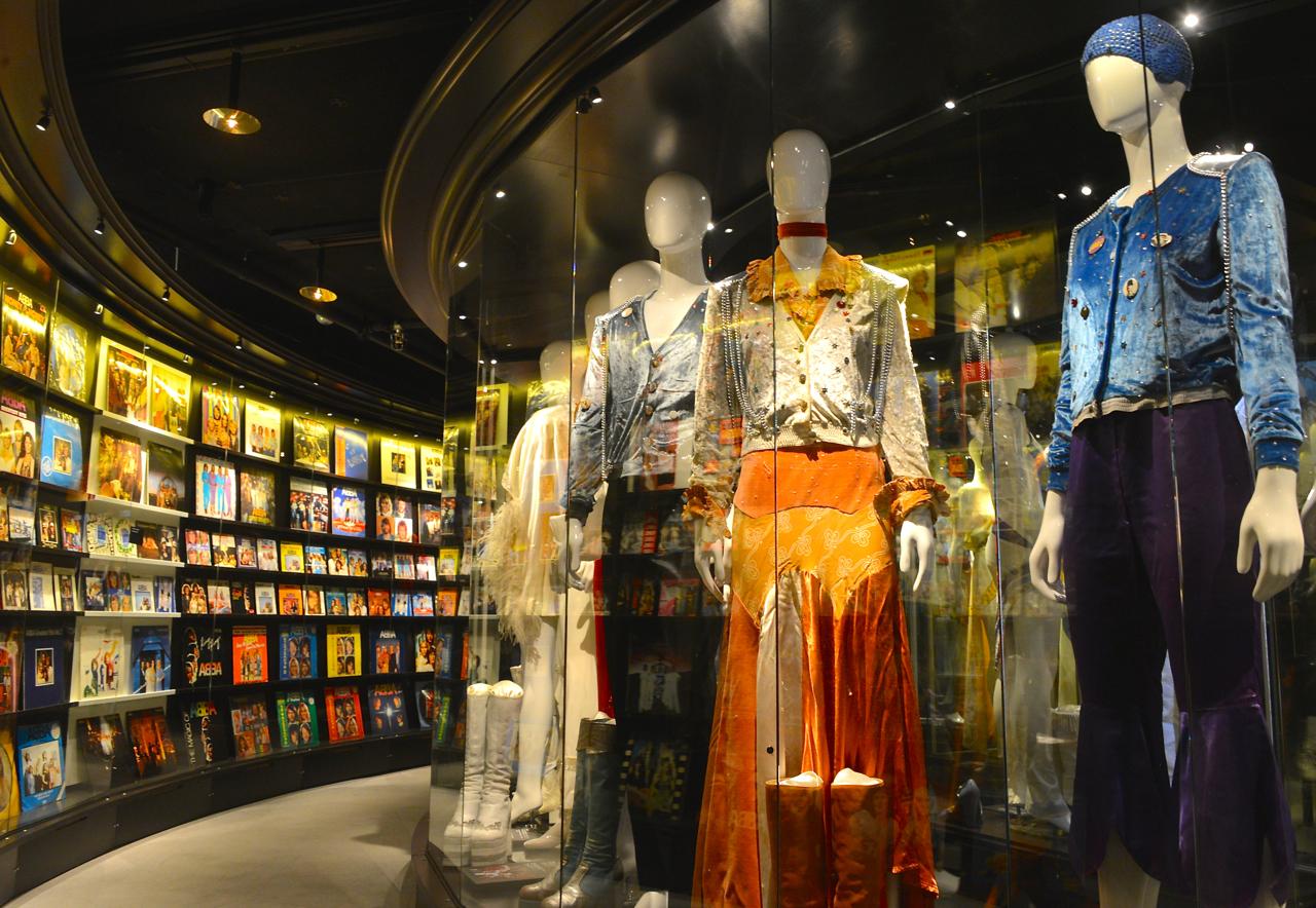 ABBA: The Museum (Guldrummet)