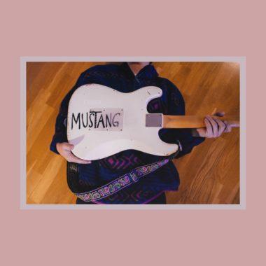 Sam Florian Fender Mustang