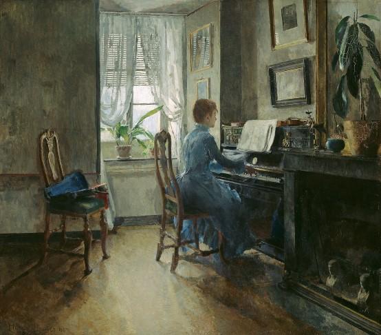 Chez Moi (Evimde) (1887)