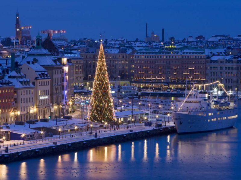 İskandinavya'da Noel