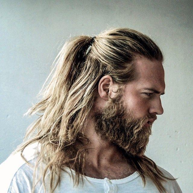 Vikingler saçlarını sarıya boyardı