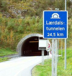 Lærdal Tüneli