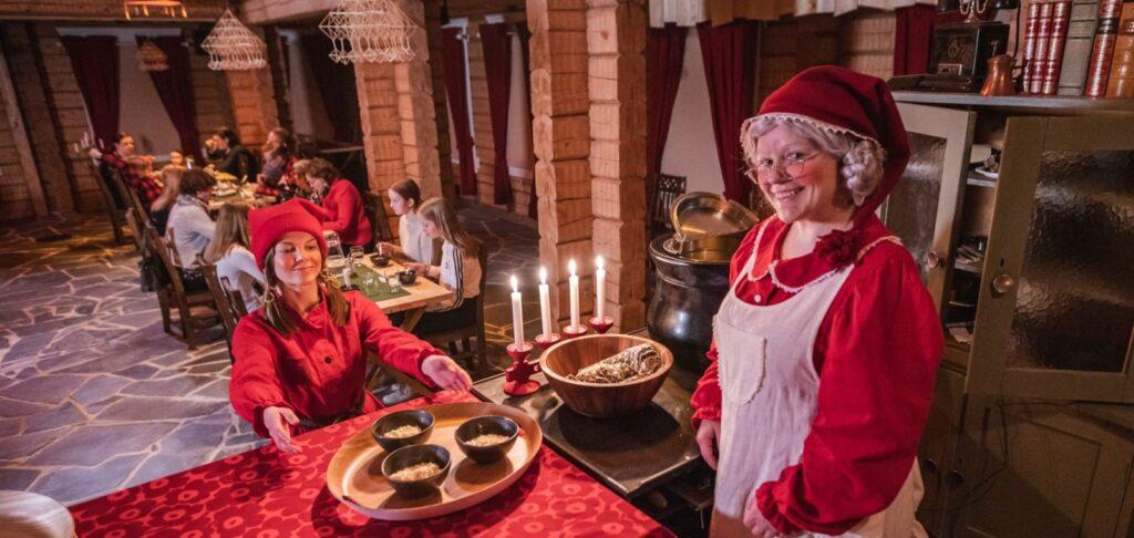 Santa Claus Köyü Gingerbread'in Fırını / Fotoğraf: santaclausvillage.info