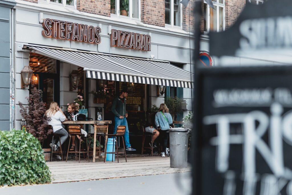 Kopenhag - Yeşil Şehir: Organik Yemekler