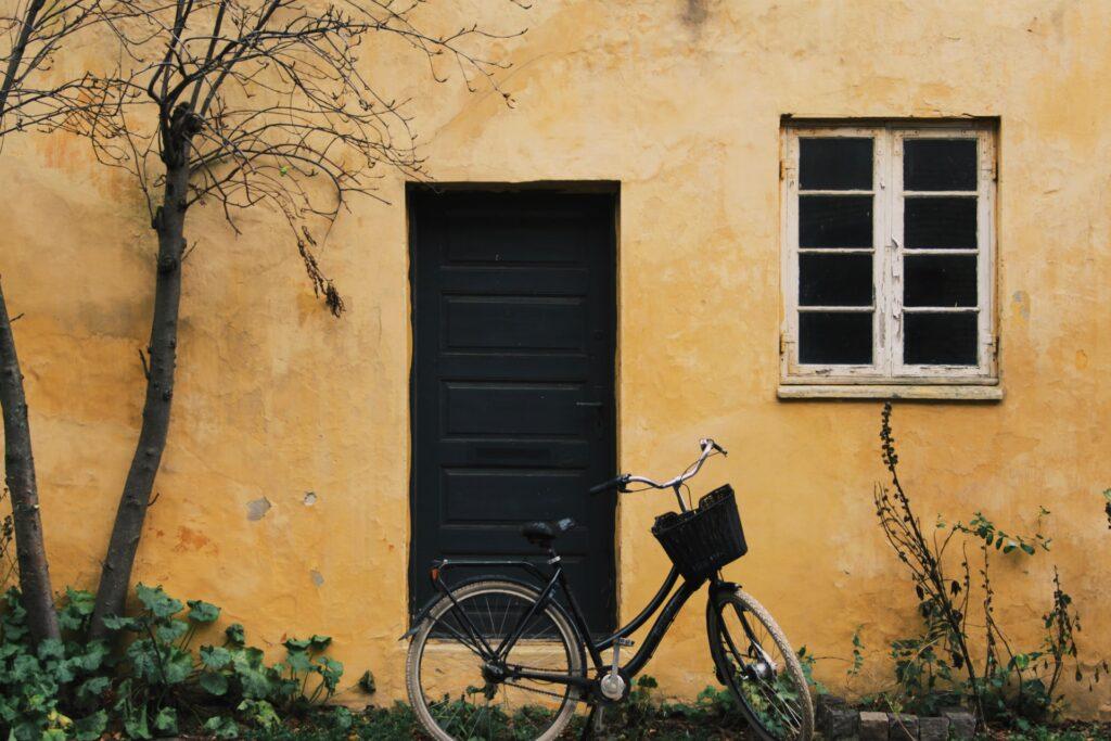 Kopenhag - Yeşil Şehir. Bisiklet Kültürü