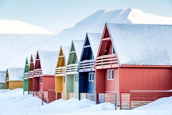 Longyearbyen / Fotoğraf: reddit.com