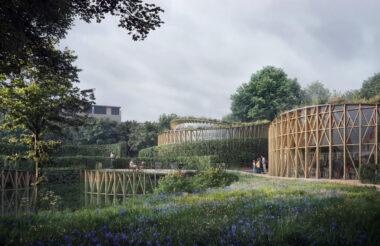Odense'deki Yeni H.C. Andersen Müzesi
