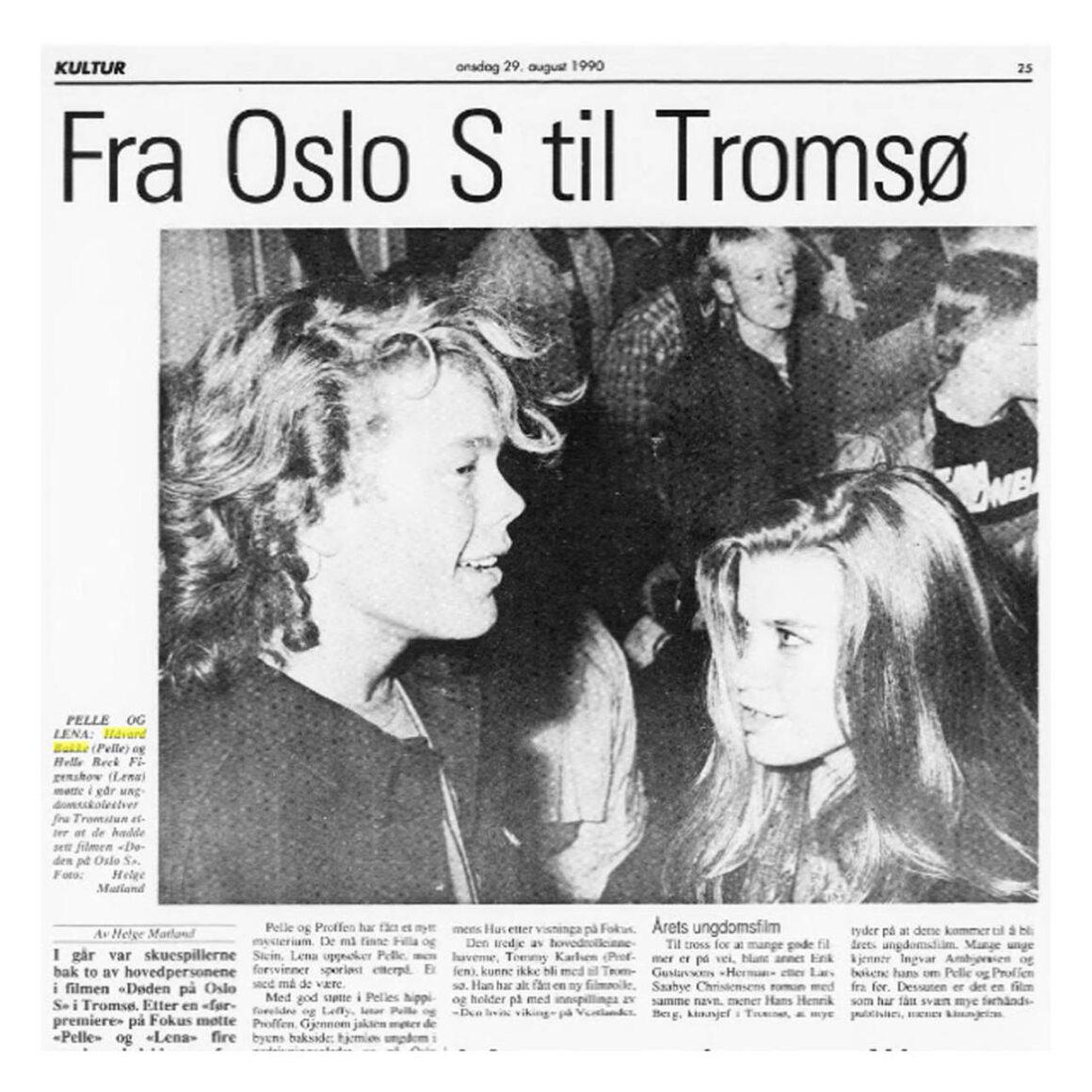 Døden på Oslo S